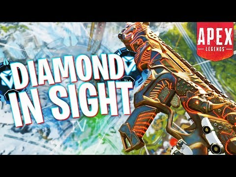 Diamond in Sight! – PS4 Apex Legends Road to Apex Predator!
