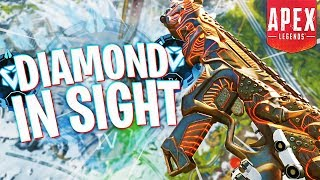 Diamond in Sight! - PS4 Apex Legends Road to Apex Predator!