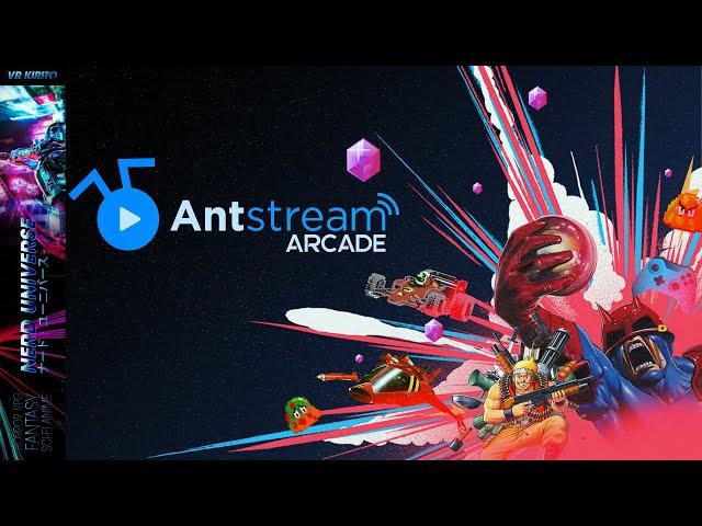 Antstream Arcade | Legal Arcade Klassiker Zocken! 👾 PC [Deutsch]