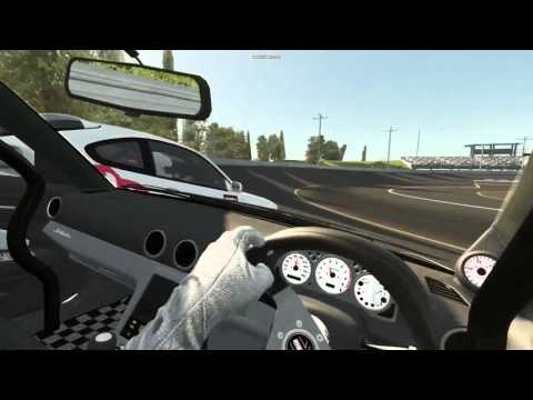 Assetto Corsa drifting: T1mok and Dragonsteam on Gauntlet