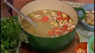 Soups That Warm The Soul