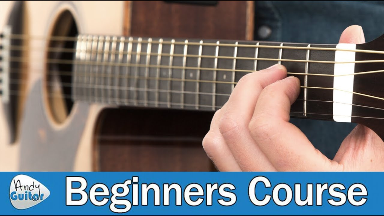 Open String Names On Guitar