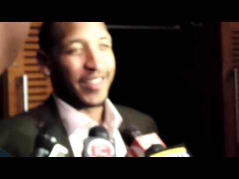 HtD Video: Chris Duhon Cavs Postgame 2-3-12