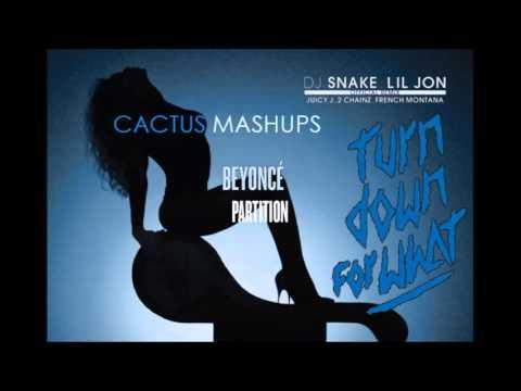 TURN DOWN THE PARTITION - Beyoncé (Dave Aude Remix) VS DJ Snake ft. Lil Jon mp3