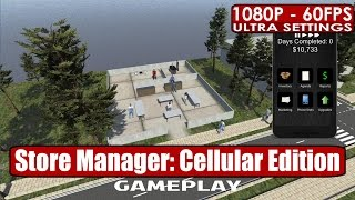Store Manager: Cellular Edition gameplay PC HD [1080p/60fps]