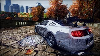 Need For Speed Most Wanted 2005 Reshade Graphics 2017-2018!!!!