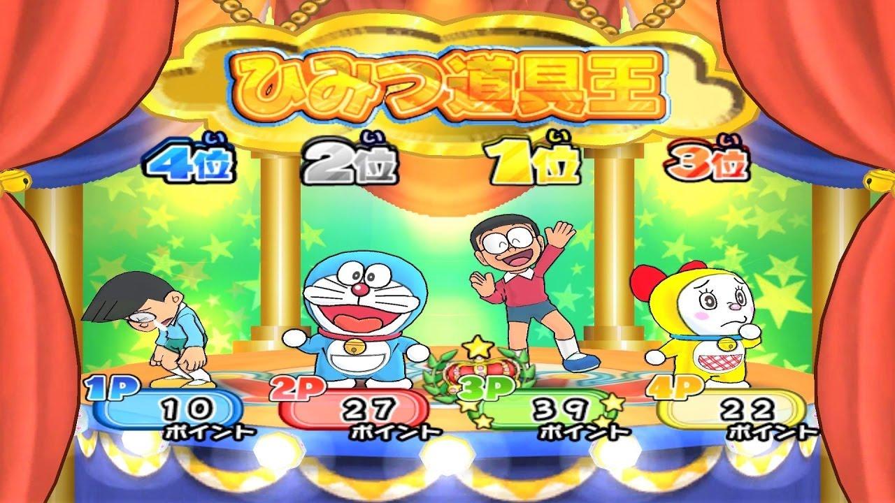 Doraemon Wii Game #41 | Xeko đã khóc vì thất bại trước Doraemon Nobita và Doremi