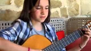 Gitarra jotzen
