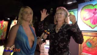Art basel miami 2016 - Miami TV  Jenny Scordamaglia  Filanthrophest 2013  The Stage1