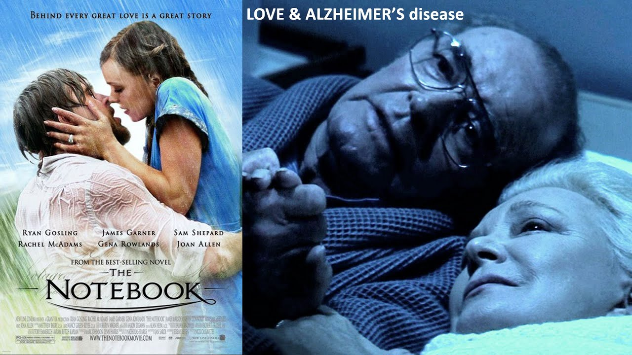 THE NOTEBOOK - Love and Alzheimer's disease