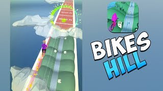 HIGHSCORE OVER 1600 IN BIKES HILL BY VOODOO!