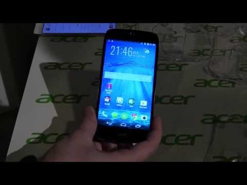 Acer Liquid Jade Z, anteprima in italiano - MWC 2015