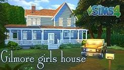 Gilmore Girls House ( Sims 4)