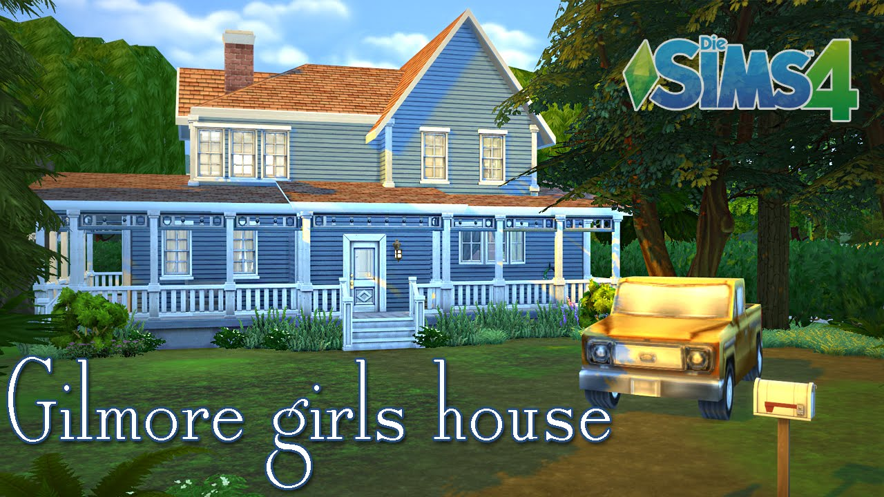 Gilmore Girls House Sims 4 Youtube