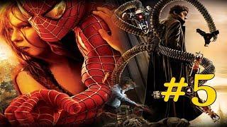 Spider-Man 2 PC Gameplay (Movie) Walkthrough Part 5 Mysterio