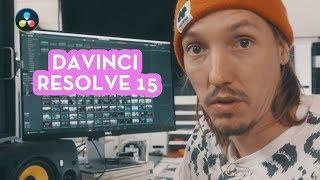 DaVinci Resolve 15 Review - Massive Updates!