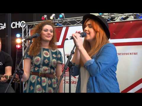 "Jess Roberts & Laura Oakes - ""I'll Fly Away"""