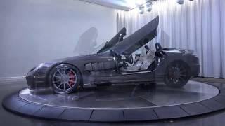 Mercedes-Benz SLR McLaren ( the music Nimez - Feel U (Magic Release))