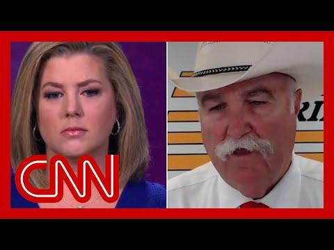 Sheriff says he won't enforce Ohio governor's mask mandate