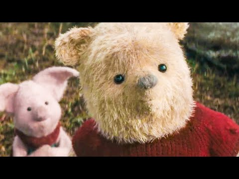 CHRISTOPHER ROBIN Trailer #2 (2018) Winnie The Pooh