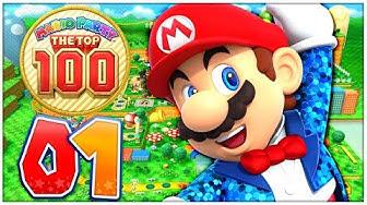 MARIO PARTY THE TOP 100 Part 1: Die 100 besten Minispiele in EINEM Spiel!