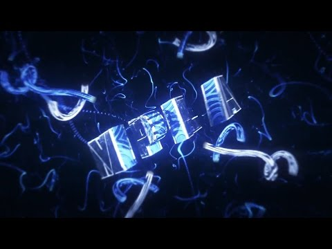 Free AWESOME Blue 3D Intro Template [Cinema 4D, AE] 70 likes?