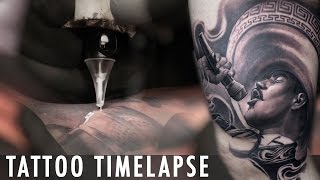 Tattoo Timelapse - Ivano Natale