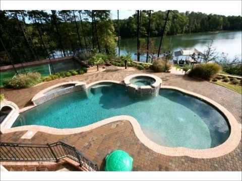 Lake Lanier Home For Sale At 3097 Simpson Park Road, Gainesville, GA