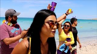 Video Fresca Playa Tecolote Semana Santa 2018 La Paz download MP3, 3GP, MP4, WEBM, AVI, FLV Oktober 2018