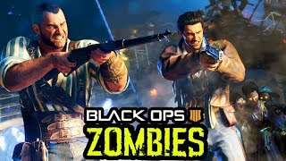 NEW BLACK OPS 4 ZOMBIES GAMEPLAY DETAILS: MYSTERY BOX CHANGES, PERKS, CUSTOMIZATION & MORE!