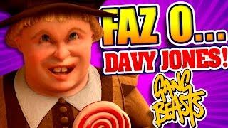 GANG BEASTS - FAZ O... DAVY JONES!