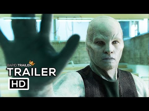 THE TITAN   2018 Sam Worthington, Taylor Schilling SciFi Movie HD