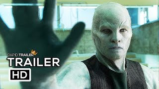 THE TITAN Official Trailer (2018) Sam Worthington, Taylor Schilling Sci-Fi Movie HD