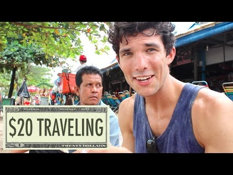 Sihanoukville, Cambodia: Traveling for 20 Dollars a Day - Ep 11