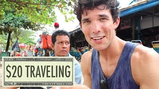 Sihanoukville, Cambodia: Traveling for $20 A Day - Ep 11