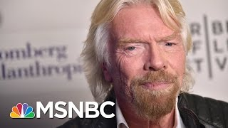 Richard Branson On Rex Tillerson, $1B Clean Energy Fund | MSNBC