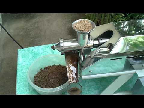 Ev Tipi Zeytinyağı Makinesi