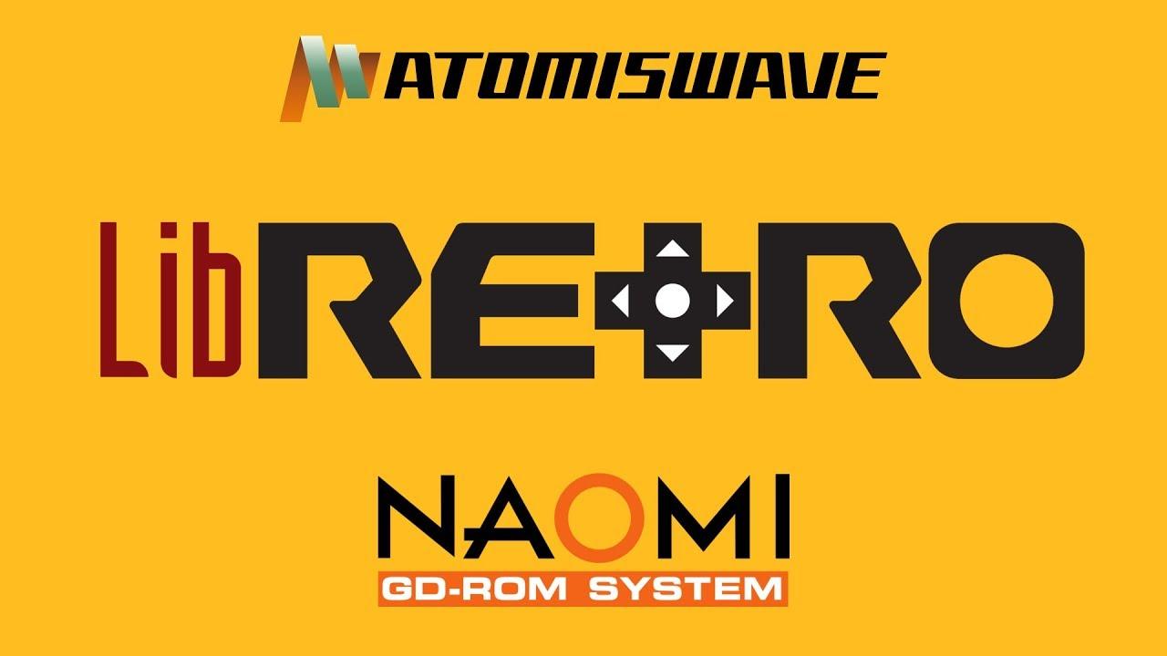 Reicast Naomi/Atomiswave Retroarch Tutorial - Linux x64 pt1