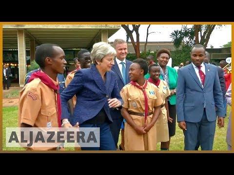 🇳🇬 Brexit: Nigerians in London hope for split l Al Jazeera English