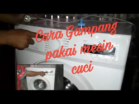 Mesin Cuci Sharp