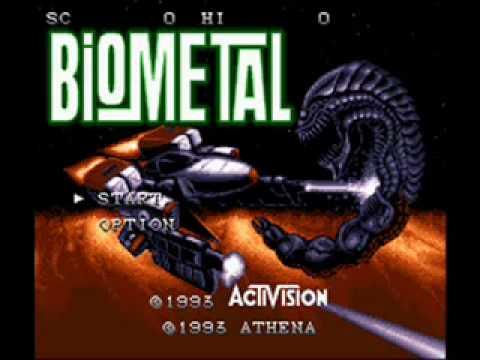 Bio METAL Main Theme