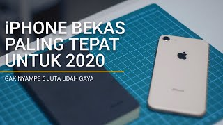 Review iPhone 8 ditahun 2020