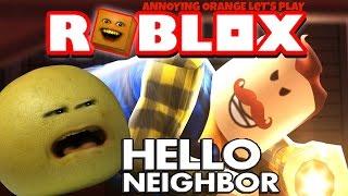 Grapefruit Plays - Roblox: HELLO NEIGHBOR
