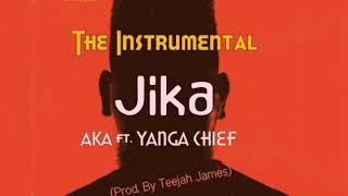 Instrumental: AKA ft Yanga Chief- Jika (Remake By Teejah James)   Download Beat