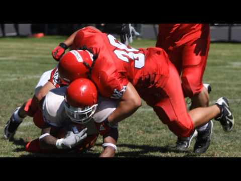 Gerritt Vincent Western Oregon University Wolves Football ...