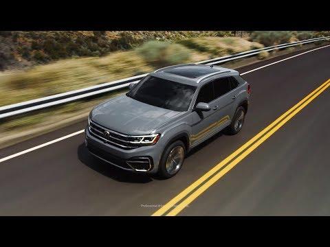 2020 Volkswagen Atlas Cross Sport In Depth Look
