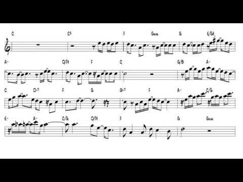 Your Song Elton John Alto Sax