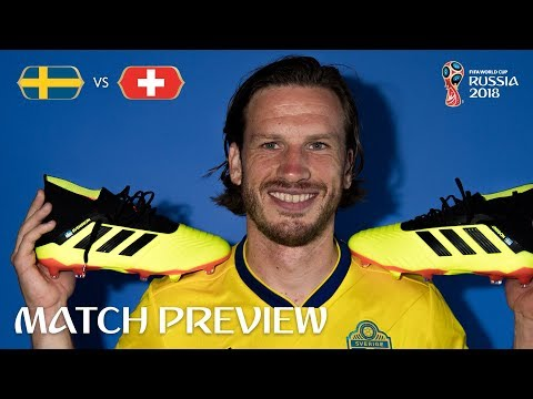 Gustav SVENSSON (Sweden)  - Match 55 Preview - 2018 FIFA World Cup™