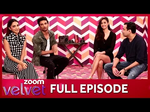 M.S. Dhoni: The Untold Story Movie Stars On zoom Velvet | Sushant, Kiara, Disha & Neeraj | EXCLUSIVE