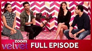 M.S. Dhoni: The Untold Story Movie Stars On zoom Velvet   Sushant, Kiara, Disha & Neeraj   EXCLUSIVE